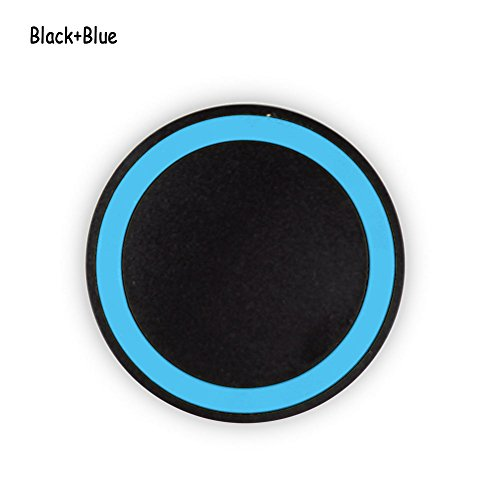 Phoneix Wireless Power Charger Quick Charging Pad For Samsung S8 Plus S8 S7 Edge S6 Black Blue