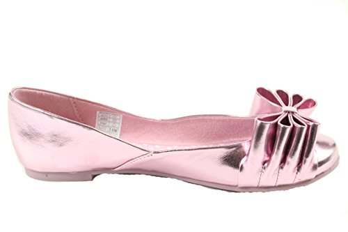 Rocket Dog Womens Mablyn Pink Hot Rod Flat wHLpsfQ