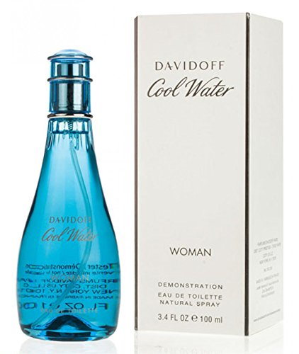 Cool Water By: Davidoff 3.4 oz EDT, Women'sPlain Box ~Free Gift With Order~