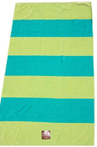Tommy Bahama Plush Beach Towel - Adult 66 x 35 inch - Orange