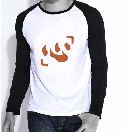 フロントローマ人時々ネテロ会長 追悼の意 勝負服 心Tシャツ メンズ XL (Tシャツ+オリジナル特典)c325xl