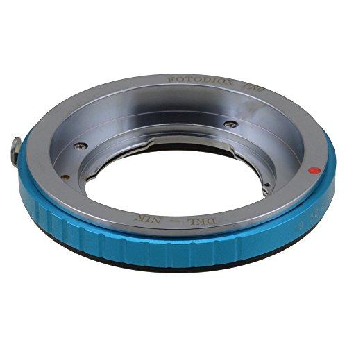 Fotodiox Pro Lens Mount Adapter - Kodak Retina, - Voigtlander Nikon Lens