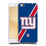 5c phone cases new york giants - Official NFL Stripes New York Giants Logo Soft Gel Case for Xiaomi Mi 5c