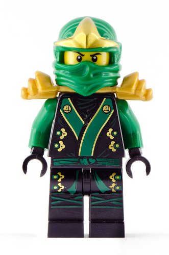 LEGO Lloyd ZX Minifigure - Black -