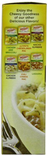 Velveeta Kraft Cheesy Skillets Dinner Kit Box, Creamy Beef Stroganoff, 11.6 Ounce