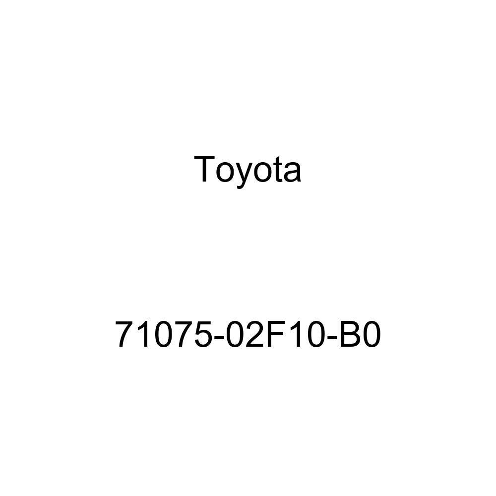 TOYOTA Genuine 71075-02F10-B0 Seat Cushion Cover
