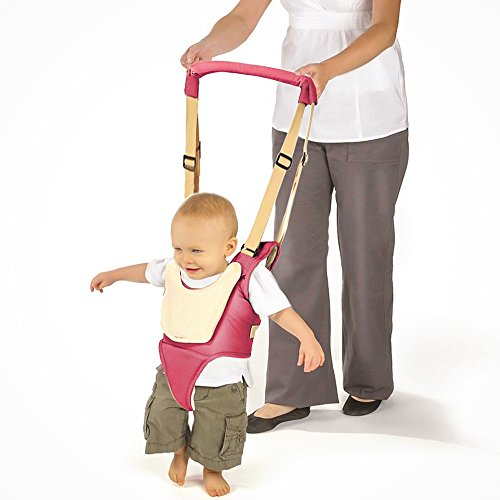 Faxadella Baby walking harness | Toddler walker | Toddler safety harness (Pink) | Toddler Walking