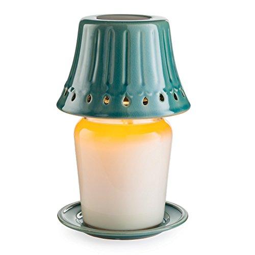 Candle Warmers Etc. Shade Candle Warmer Lantern, Florence (22 Oz Jar Candle Warmer)