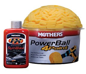 Mothers 05147 PowerBall 4Paint Kit ()