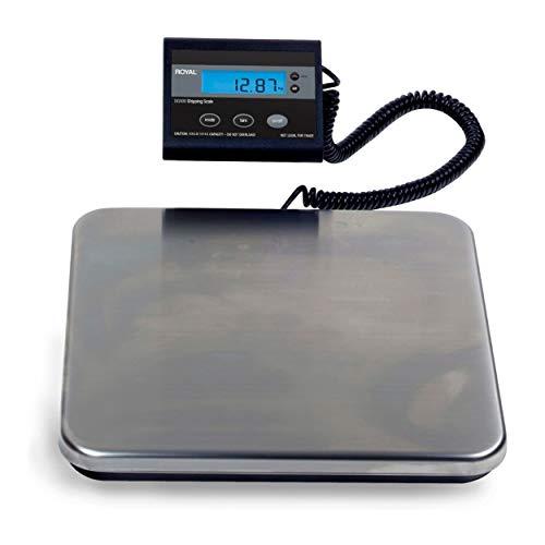 Royal Consumer DG200 Electronic Shipping Scale (200 lb Capacity) from Royal Consumer
