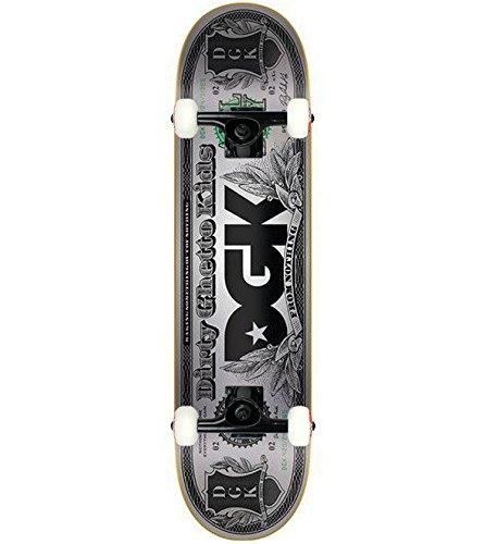 DGK Skateboard Complete Hundo Foil 8.06