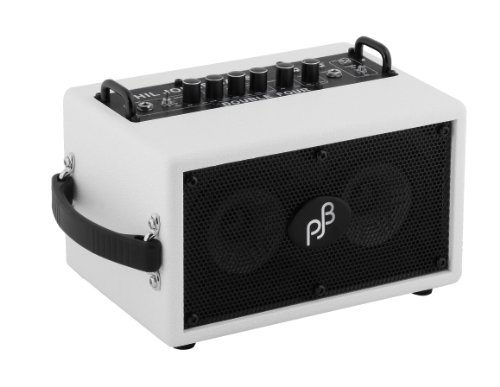 "UPC 670541858660, Phil Jones BG75W 2x4"" 75 Watt Bass Combo White"