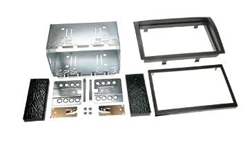 ACV Electronic - Kit de montaje para sistema de radio 2-DIN para automóvil (compatible con Fiat Ducato, Peugeot Boxer y Citroën Jumper): Amazon.es: ...