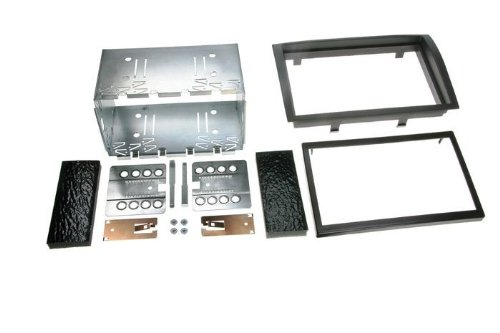 ACV Electronic Kit de montaje para sistema de radio 2-DIN para autom/óvil compatible con Fiat Ducato, Peugeot Boxer y Citro/ën Jumper