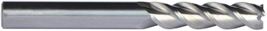 Drill Bit Sets 5pcs/Lot Tungsten Steel End Mills 3-Flute Diameter 4~12mm Flattened Head High Quality HRC45 CNC Milling Cutters for Aluminum-D8-8-75-3F D10-10-100-3f