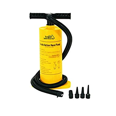 Texsport Double Action Hand Pump for Air Mattress