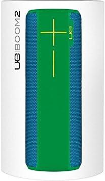 Batterie 15h Ultimate Ears Boom 2  Enceinte sans Fil Portable Bluetooth Blanc Son /à 360 Degr/és Anti-Choc Connexion Multiple Etanche