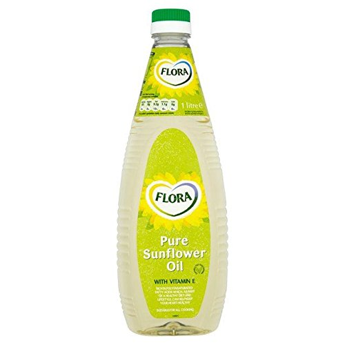 Flora Sunflower Oil - 1L