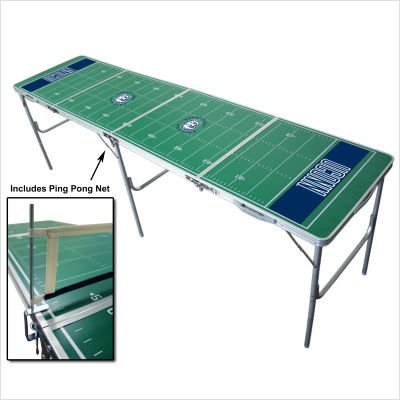 Connecticut Huskies 2x8 Tailgate Table by Wild Sports by Wild Sports