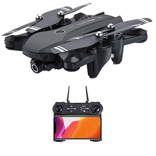 Drone 4k HD Camera, Foldable Drone for Beginners and Adults,with Return Home, Follow Me, Gesture Control, Circle Fly…
