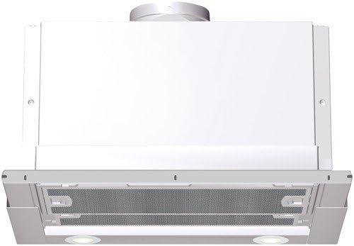 Siemens LI49632 - Campana (Canalizado/Recirculación, 700 m³/h, 55 Db, Built-under, Halógeno, Plata): Amazon.es: Grandes electrodomésticos