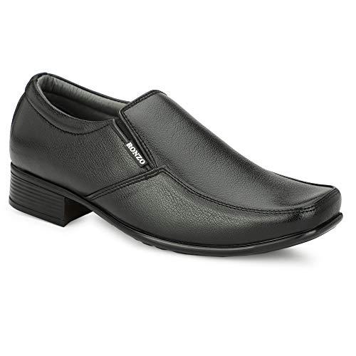 RONZO CLARKS Men's Latest Office wear Genuine Leather Slip on Formal Shoes