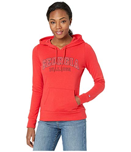 georgia bulldog hoodie for women - 7