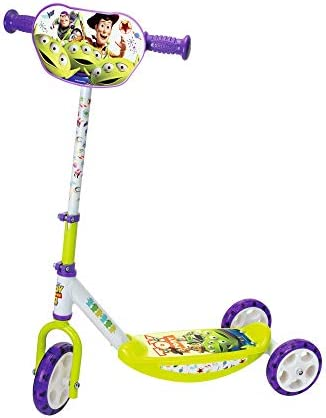 Amazon.com: Smoby 7600750172 - Patinete, multicolor: Toys ...