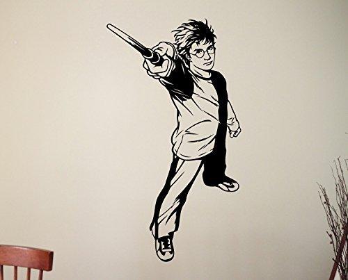 Mirror Goblet (Harry Potter Wall Sticker Vinyl Decal Home Interior Decorations Fantasy Movie Art Kids Room Nursery Decor 2hpr)
