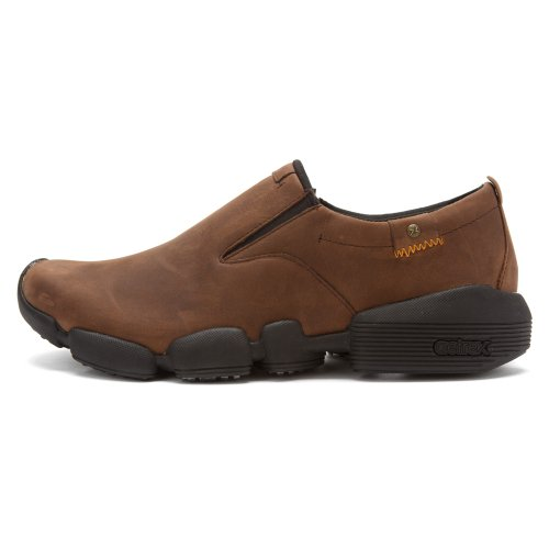 Aetrex Mens Modpod Walking Shoe Tobacco