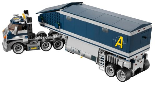 LEGO-Agents-Mobile-Command-Center