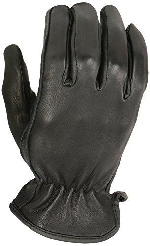 Shaf International Women's Deer Skin Lined Gloves (Black, X-Small) ()