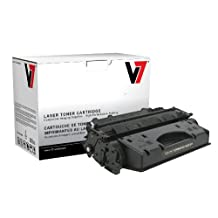 V7 TCK22617 Replacement Toner Cartridge for Canon MF-4150 (Black)