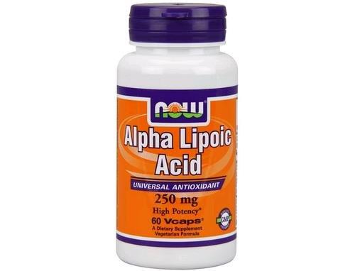 Alpha Lipoic Acid 250mg VegiCaps