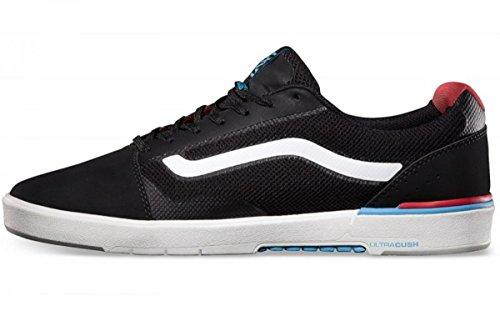 Vans Chaussures Chaussures Planche Skate Baskets De Locus À Rouge Sneakers Roulettes De Noir qrqndgWpT