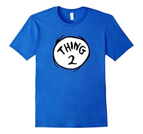 Dr. Seuss Thing 2 Emblem T-shirt