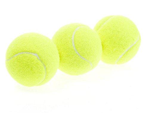 Freedi 3Pcs High Altitude Tennis Balls Championship Sports Tools Accessories