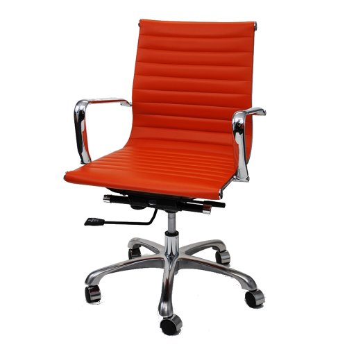 Conference Office Chair (Orange)