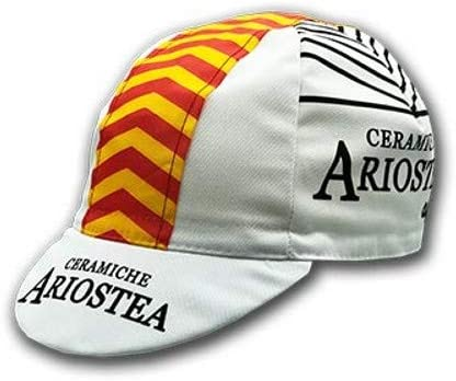 Apis Gorra Ciclismo Team Vintage ARIOSTEA Cycling Cap HOSTED by ...
