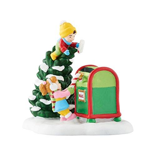 Department 56 North Pole Village Letters To Santa Accessory Figurine 4050974 - Santa 56 Dept