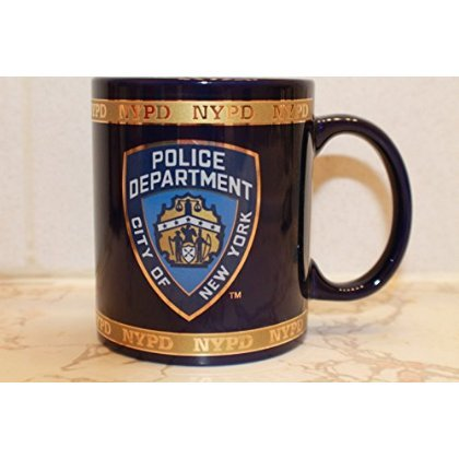 Nypd Licensed Officially The New Police Mug York Coffee By Department j3A54RL