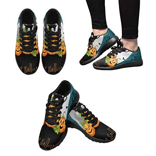 Design Women's InterestPrint Running Custom 2 Sneaker Z46IB6qT