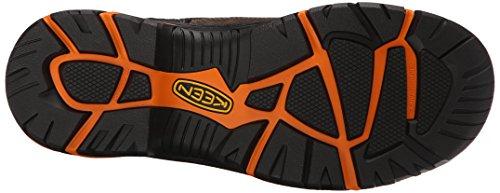 Scherp Nut Heren Braddock Laag Soft-teen Werk Boot, Cascade / Oranje Oker, 9,5 D Ons