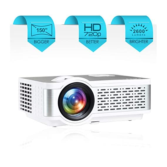 """Egate I9 Real HD 720p (1080p Support) 