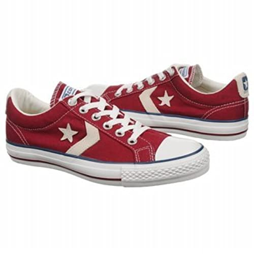 6ecb5245d95 low-cost Converse Star Player Ev Ox Womens Shoes Red Size - nube ...