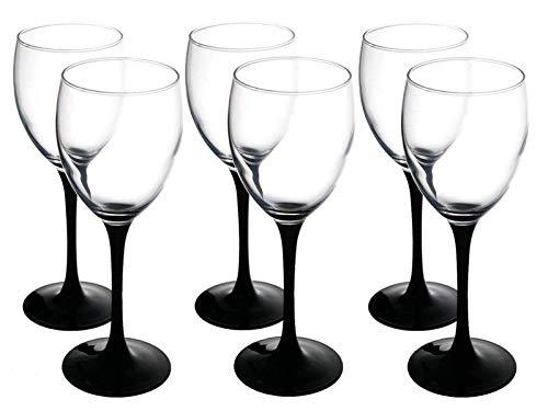 Ravenhead Nova Set of 4 29cl White Wine Glasses