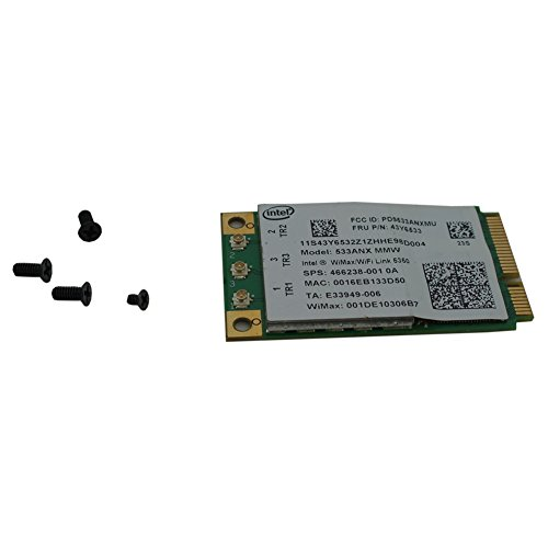 - Generic New Bluetooth Card For IBM Lenovo thinkpad W500 X200 T400 T500 533anx PD9533ANXMU 43Y6533 42T0966