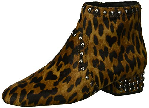 Sam Edelman Women's Lorin Fashion Boot Dark Leopard 7.5 M US