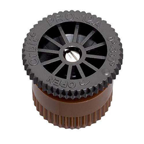 - Orbit 5 Pack (10 Total Nozzles) 12 Foot Radius Adjustable Pop-Up/Shrub Head Sprinkler Nozzle - 2 Pack