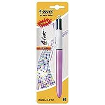 BIC 4 color Bolígrafo Metallic, ball point
